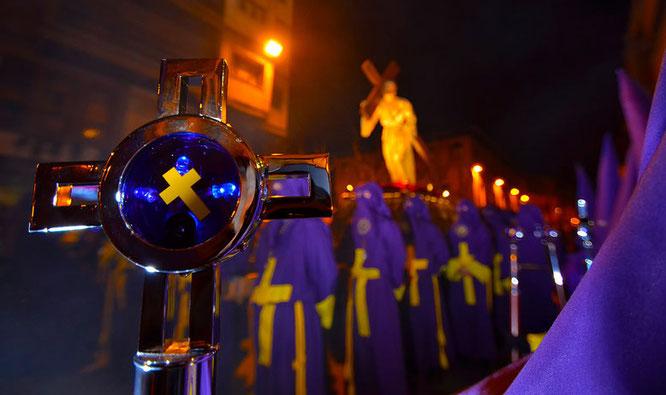 Semana Santa en Huesca.