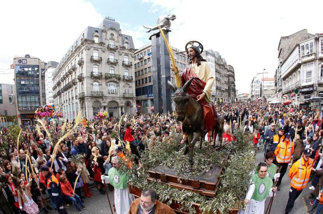 Semana Santa Vigo