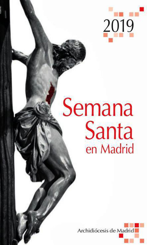Cartel Semana Santa Madrid 2021