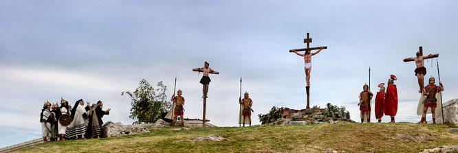 La Pasión Viviente en Castro Urdiales.