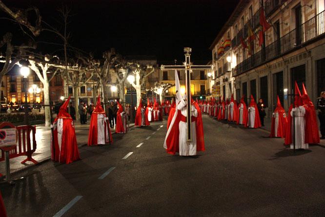 Semana Santa Alcalá de Henares.