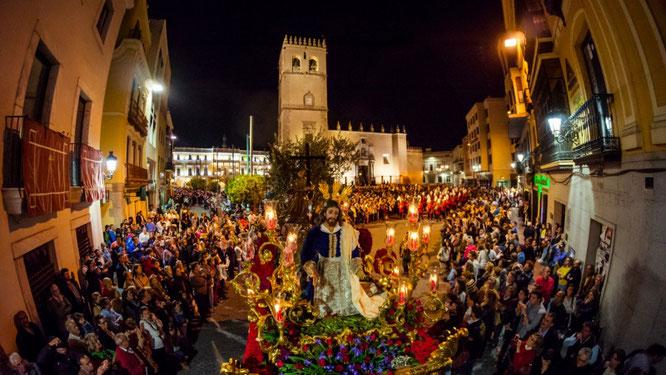 Semana Santa Badajoz.