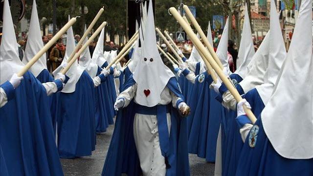 Semana Santa Barcelona.