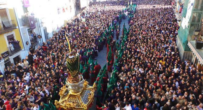 Semana Santa Cuenca.