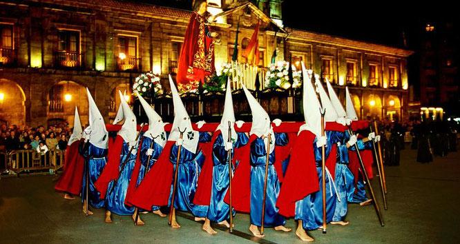 Semana Santa de Avilés.