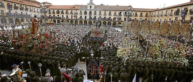 Semana Santa en León