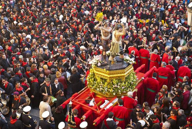 Semana Santa Hellín