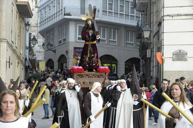 Semana Santa La Coruña
