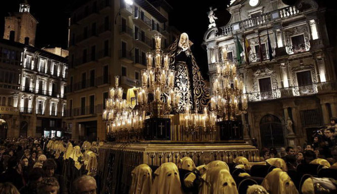 Semana Santa Pamplona