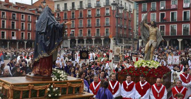 Semana Santa Valladolid.